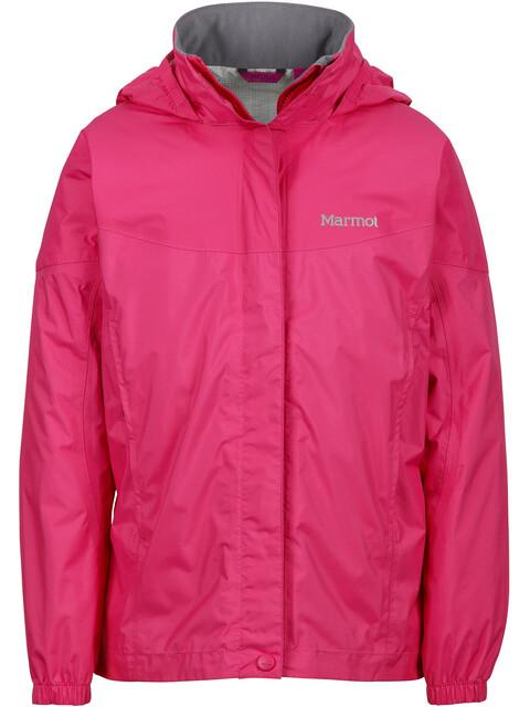 Marmot Girls PreCip Jacket Gypsy Pink